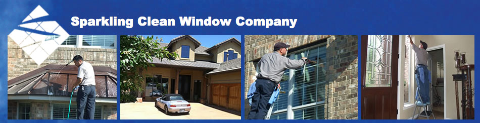 Sparkling Clean Window Company Blog