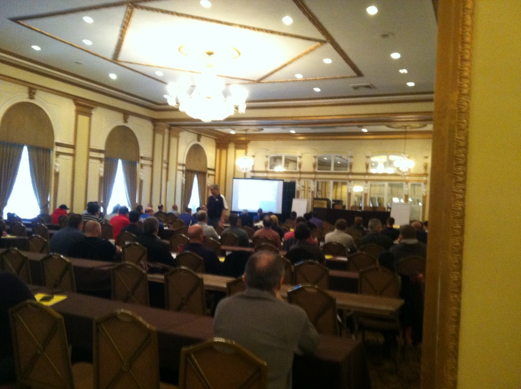 Joseph Gale attended the IWCA Safety Training at it's 2014 Convention in Memphis, TN.