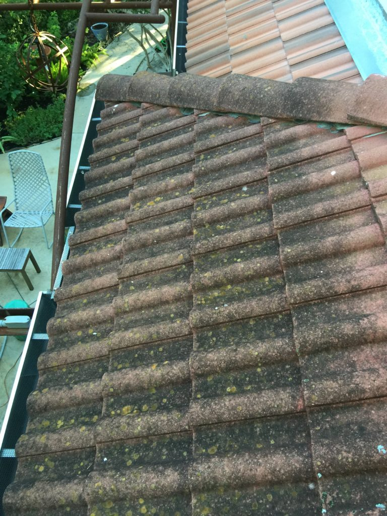 Ugly Spanish Tile Roof