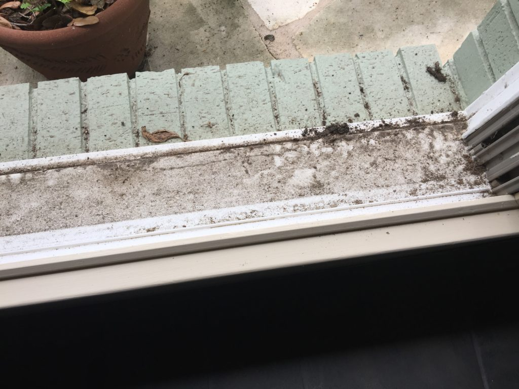 Do you window sills look like this?